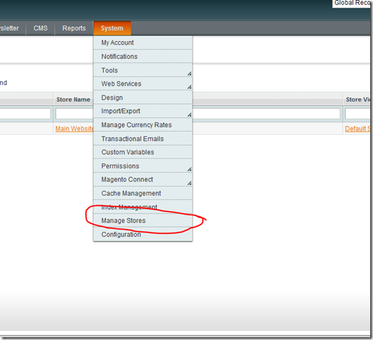 Magento check root category