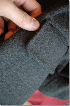 Express coat details 2