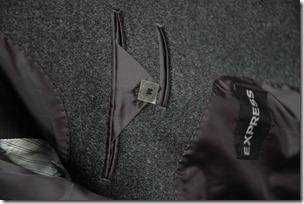Express coat details 5